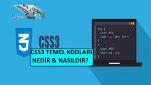 temel css kodları